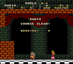 Super Mario Brothers Deluxe -  - User Screenshot